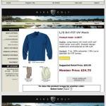 Nike Golf Media Program