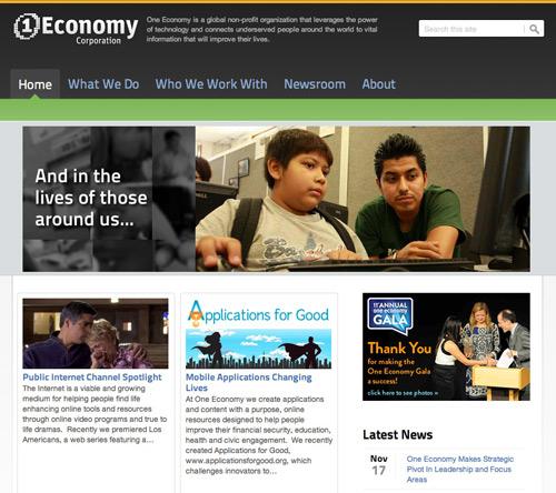 One Economy Corporation