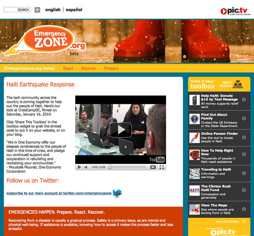 EmergencyZone