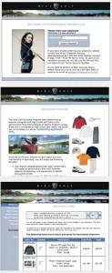 Nike Golf Purchase Program